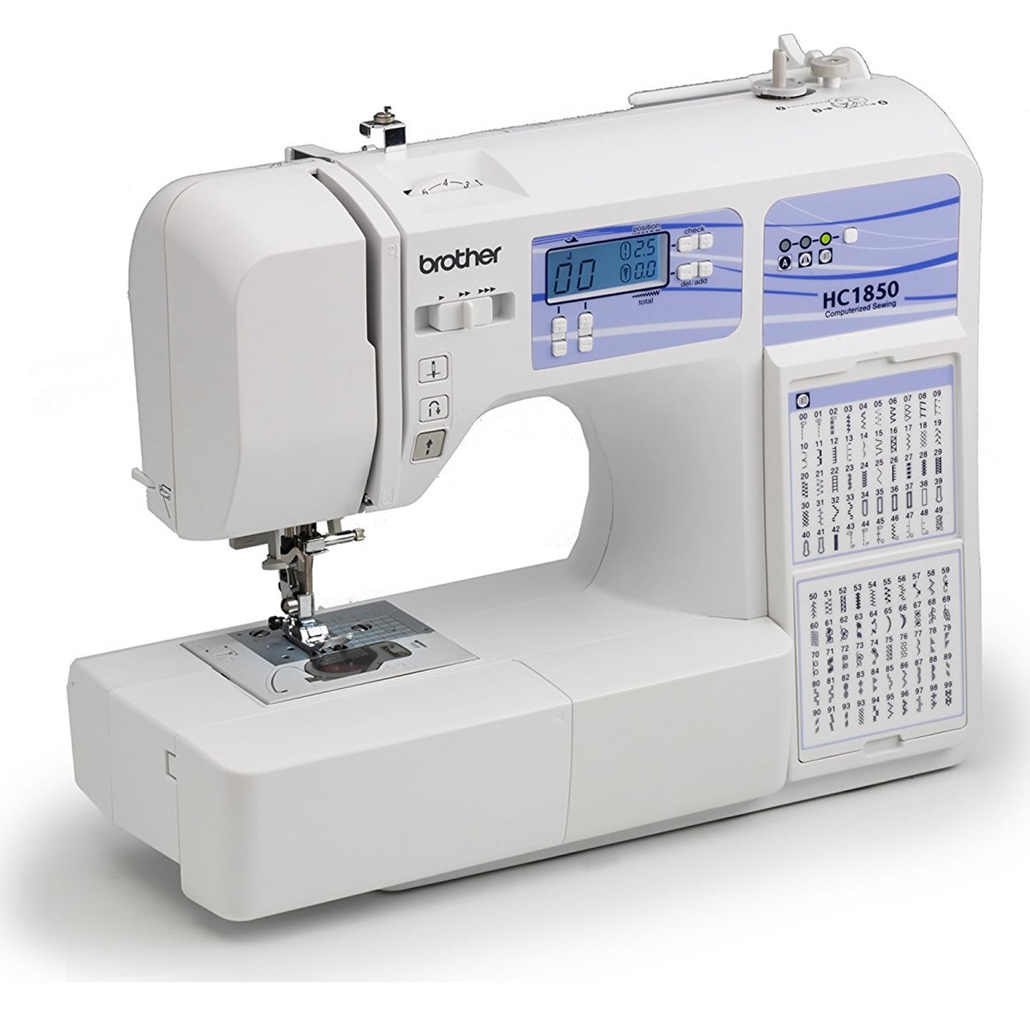 Brother HC1850 – Find Sewing Machine